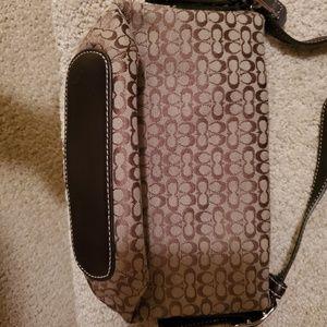 Coach Bags - Coach purse brown